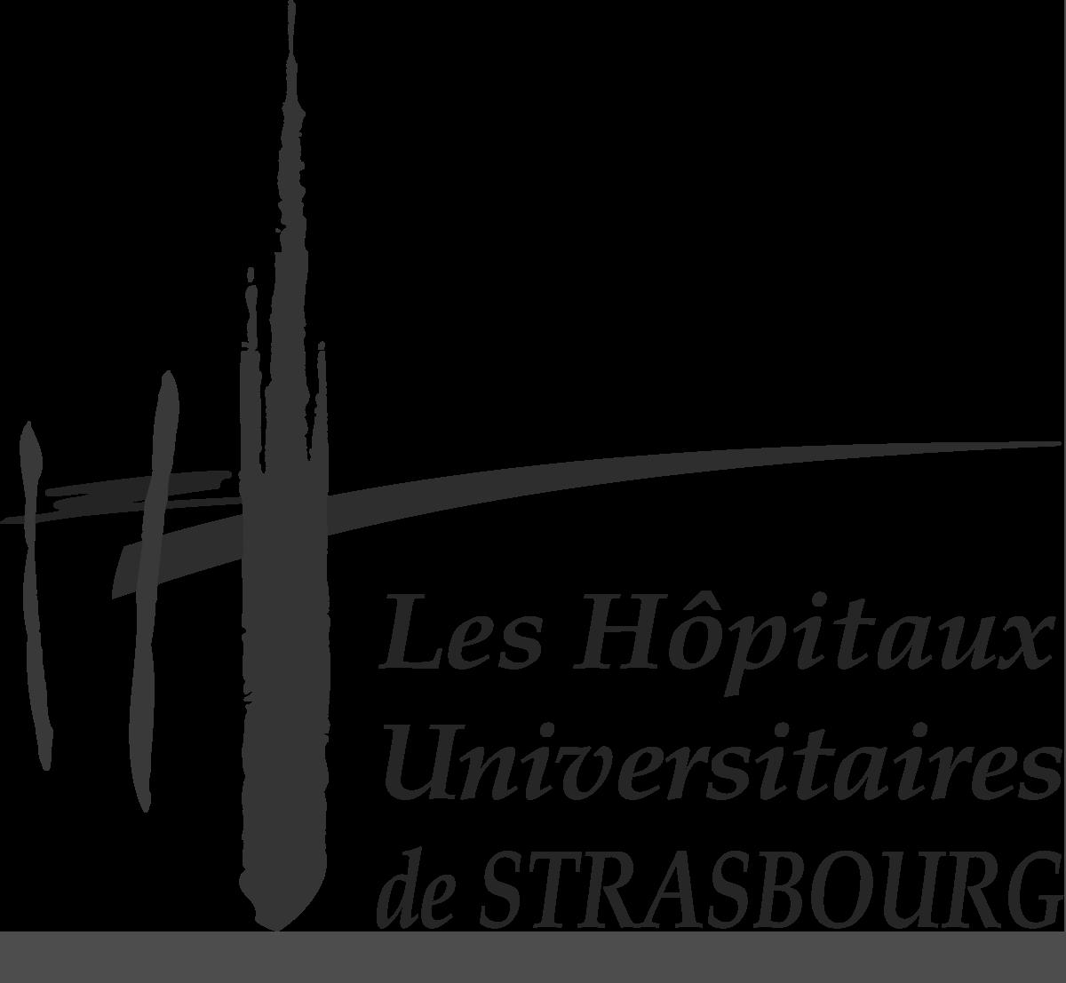 Logo du CHU de Strasbourg